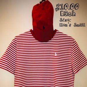 Ralph Lauren Shirt and Hat